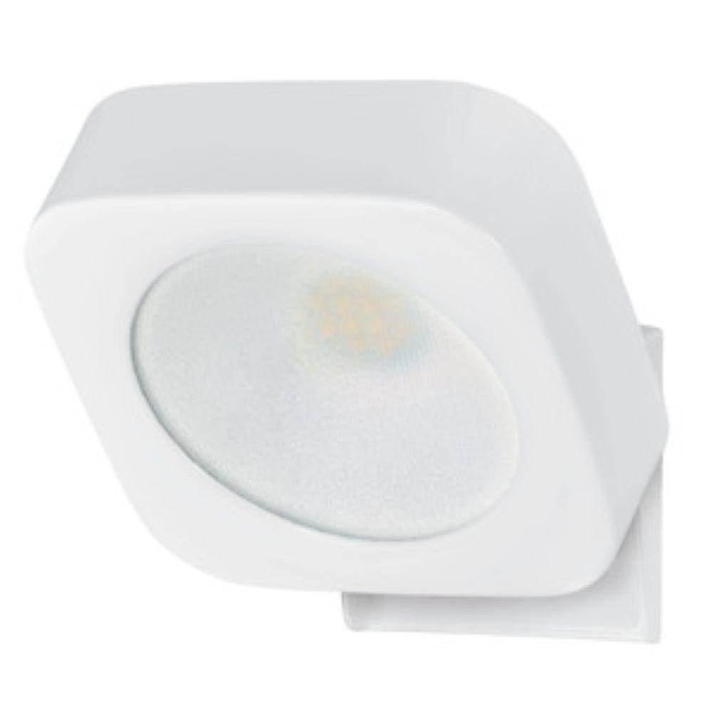 Aric projecteur à led - aric zodiak - 10w - 3000k - ip65 - blanc - aric 50498