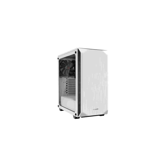 Boitier PC Be Quiet Pure Base 500 Window - Blanc