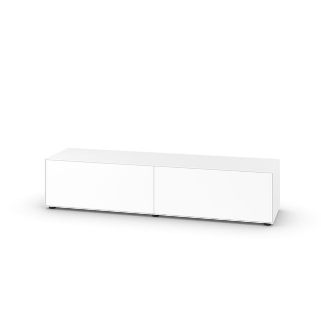 Piure - Meuble télé Nex Pur Box  - B 180 cm - Commode