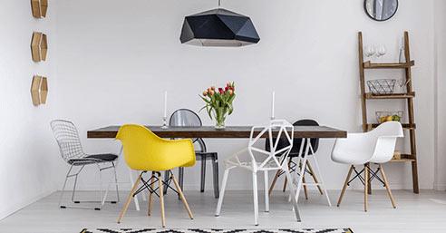Les chaise design