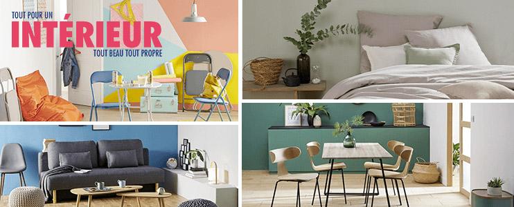 maison d co et linge meubles literie linge de maison. Black Bedroom Furniture Sets. Home Design Ideas