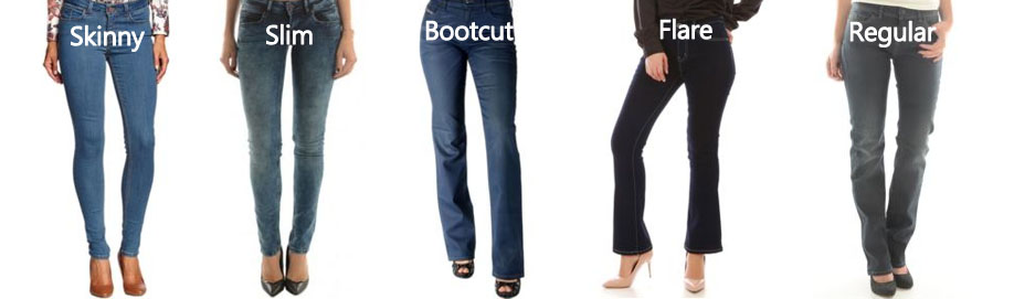 Le jeans : tout savoir sur les coupes | Rue Du Commerce
