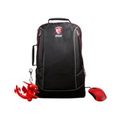 Pack GE : Sac à dos + Porte-clé Dragon + Souris Gaming