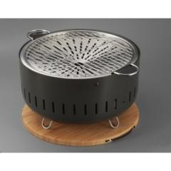 Barbecue de table gris CR120 - 310001