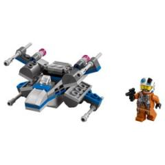 STAR WARS - Resistance X-Wing Fighter - 75125