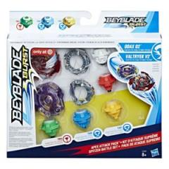BEYBLADE BURST - Pack de 2 toupies Beyblade performance - C3401