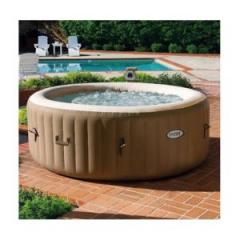 Spa gonflable PureSpa rond Bulles 4 places