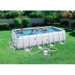 Piscine Tubulaire Rectangulaire 549X274X122 Cm