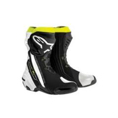 Botte Supertech R Noir Blanc Flu
